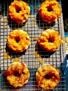 PALEO APPLE AND APRICOT MINI BUNDT CAKES