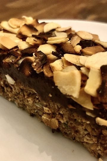 Keto, Paleo, Whole30 Powerhouse Chocolate Almond Bars
