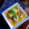 "KETO PALEO WHOLE30 ""MATZO BALL"" SOUP"
